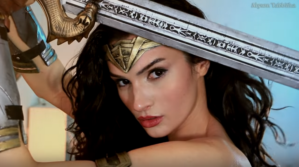 costumes in wonder woman