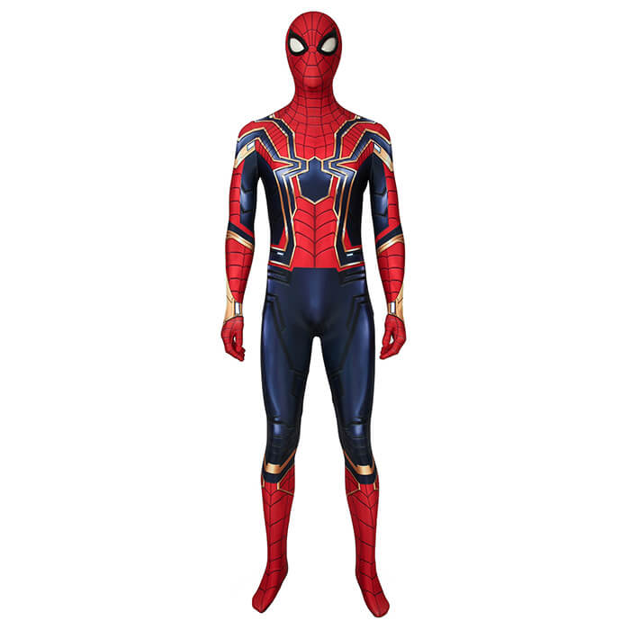 Marvel cinematic universe spider man suit