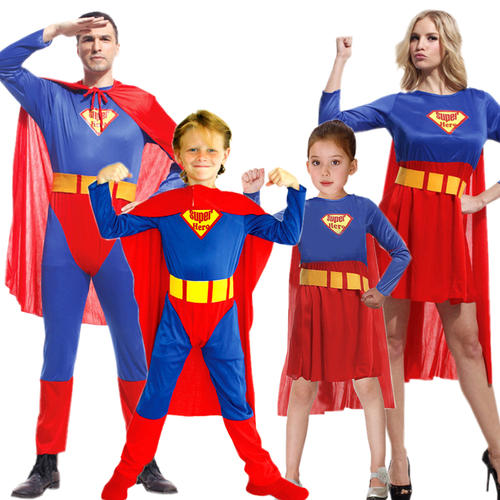 2020's Superhero Superman Cosplay Costumes